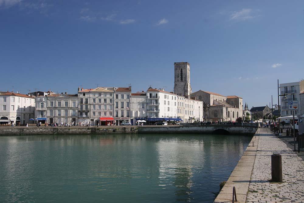 La Rochelle - les quais