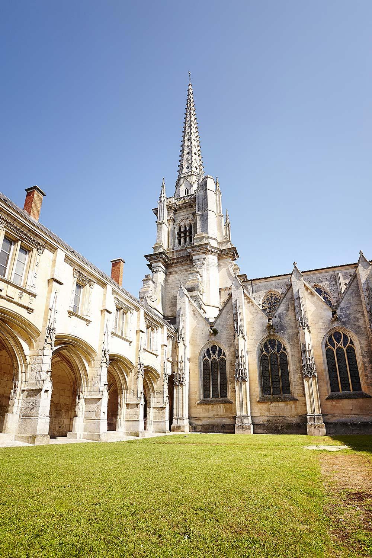 Luçon - la cathédrale